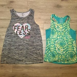Barely used tank tops!